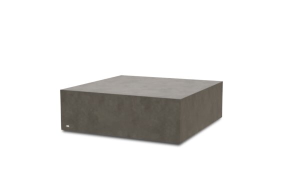 Bloc L4 Coffee Table - Natural by Blinde Design