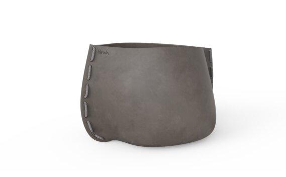 Stitch 100 Planter - Natural / Grey by Blinde Design