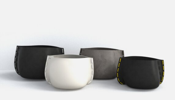 Stitch Plant Pot Collection - Stitch 100 Plant Pot by Blinde Design